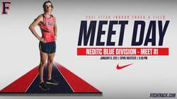 High School Sports Graphics Track Meet