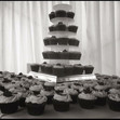 wedding cupcakes slaugham place
