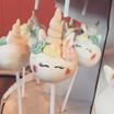 unicorn cake pops, cake pops, party favours, kids cake pops, childrens party favours, fun unicorn cakes, unicorn cake