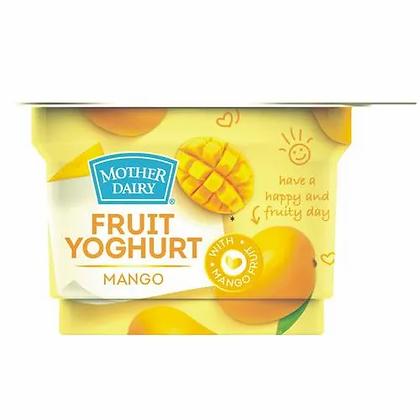 Mother Dairy Mango Yoghurt - 100 G
