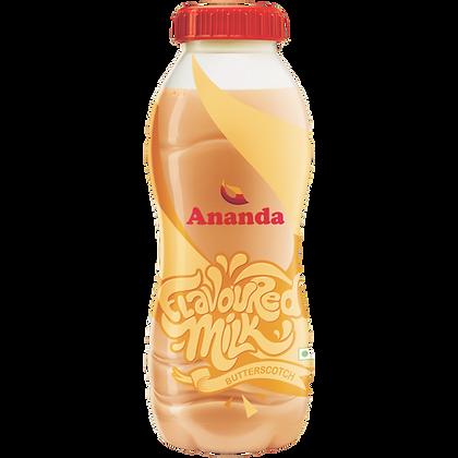 Ananda Butterscotch Flavoured Milk - 180ml