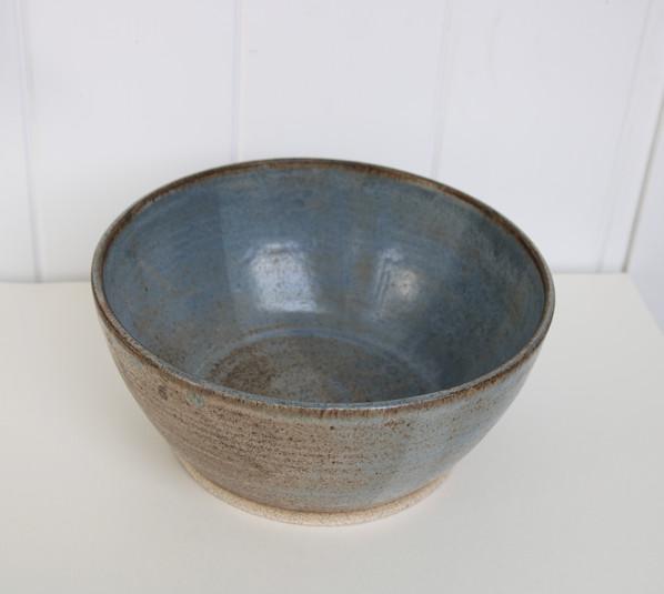 rustic large bowl