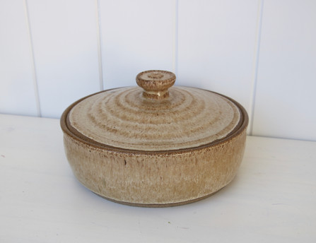 vintage casserole