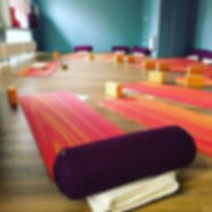 Cours yoga Lyon