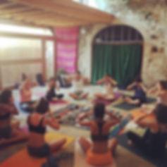 Retraite yoga Lyon