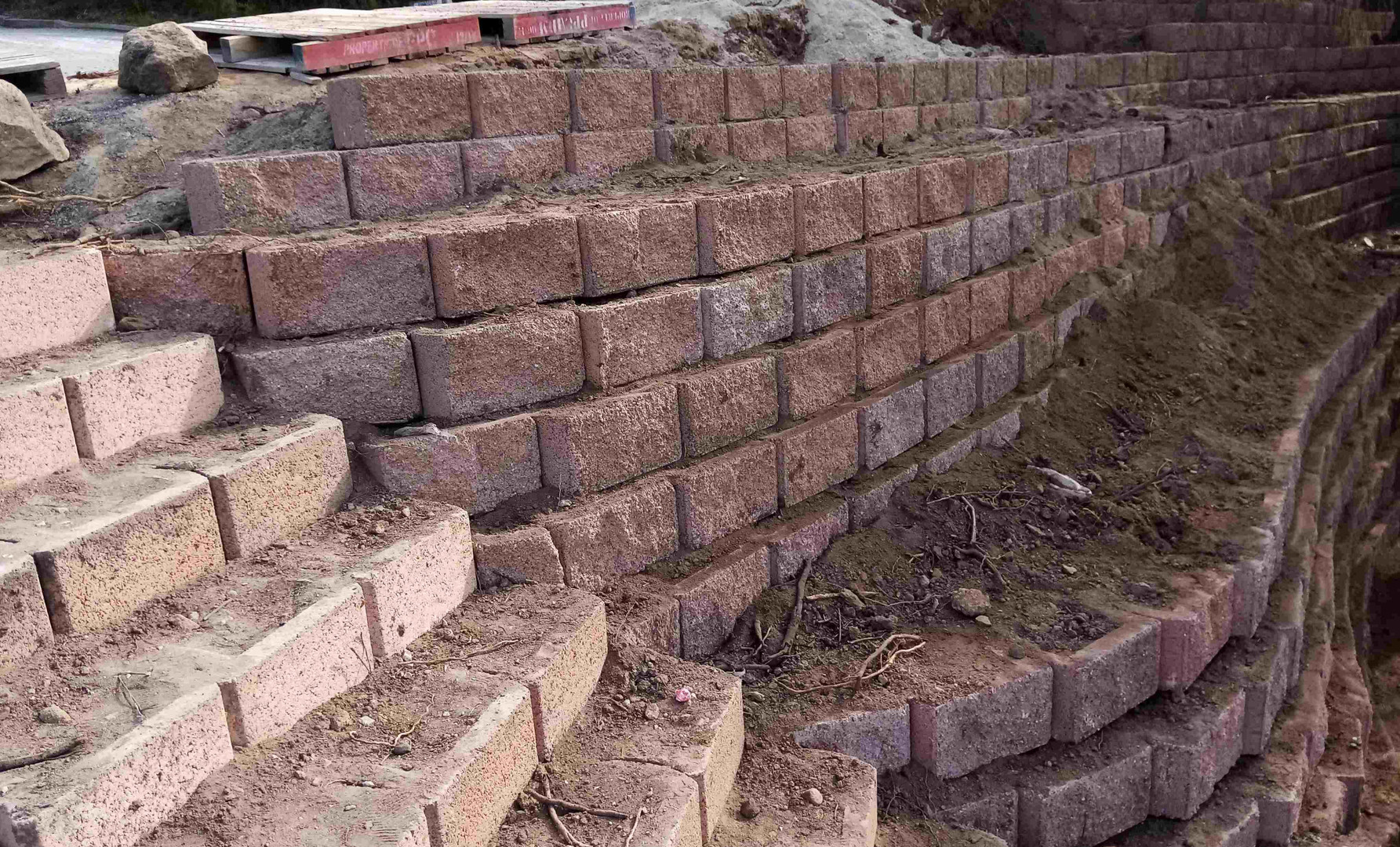 5. Rock face retaining and staircase.jpg