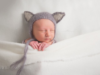 Finn ~ 7 days newborn