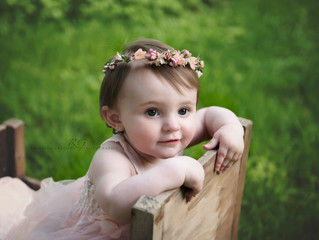 Harper is Turning 1! ~ Williamsport, PA Toddler/Family photographer