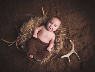 Easton Lee ~ Williamsport, PA baby session