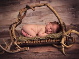 Sawyer {11 days} Williamsport Newborn