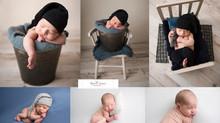 Newborn boy ~ Williamsport newborn photographer