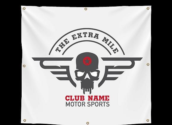 10' x 10' Custom Banner