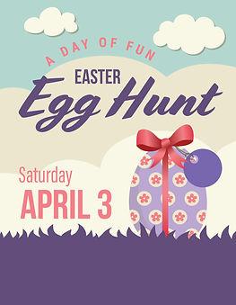 Woods Cross Easter egg hunt