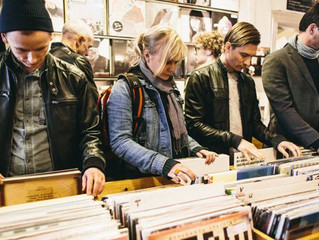 Is vinyl coming back to change the industry? #MusicIndustry