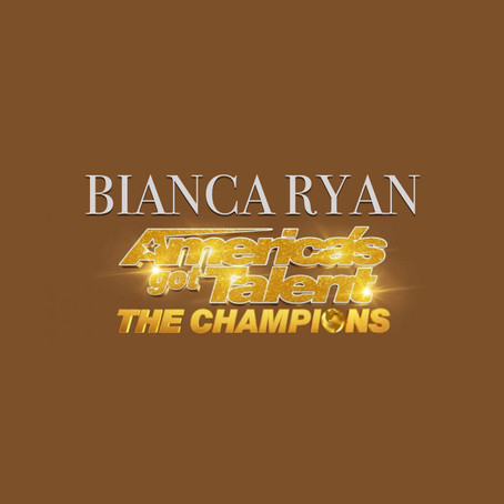 BIANCA RYAN ON AMERICA'S GOT TALENT: THE CHAMPIONS