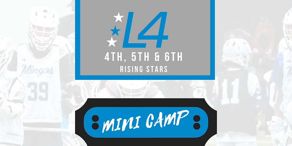Rising Stars Mini Camp (4th/5th/6th)