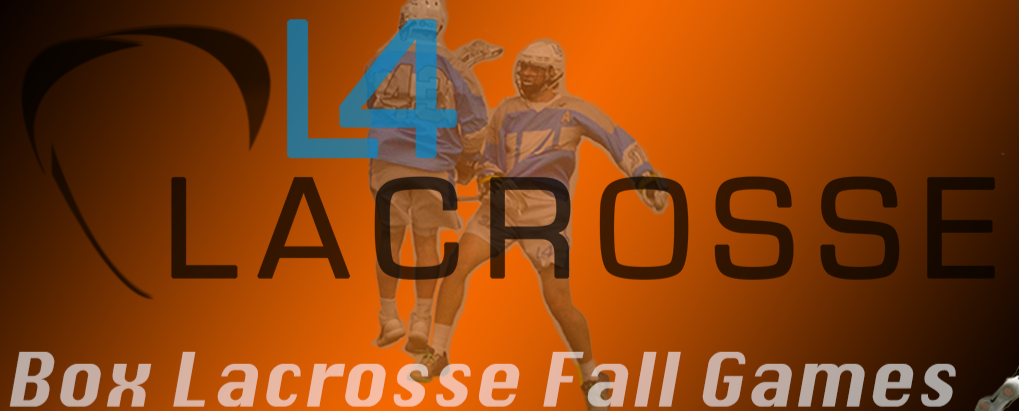 L4 Box Lacrosse Fall Games logo