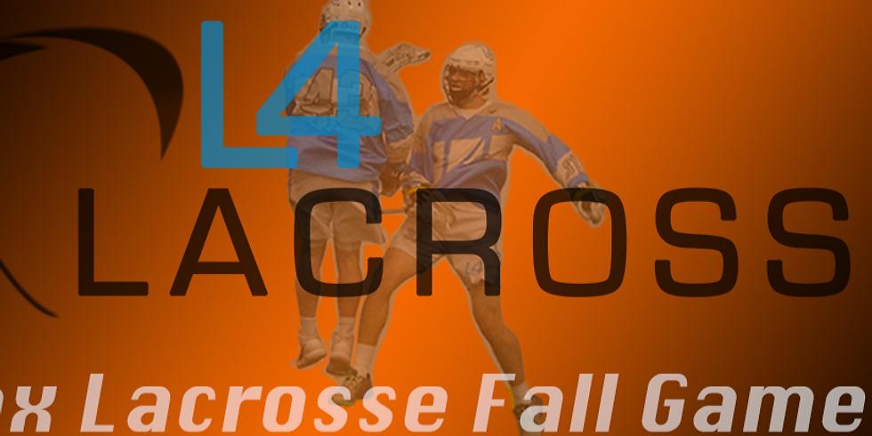 The Highschool Box Lacrosse Fall Games