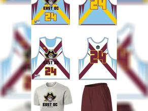 The BLL Announces Uniform Designs