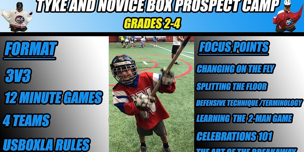 Novice 3v3 Box Skills League (3rd/4th)
