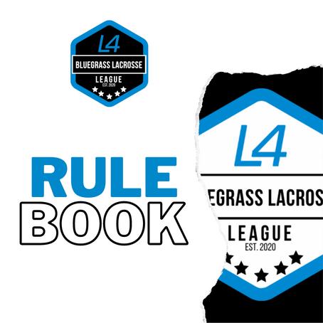 BLL Rulebook Announced