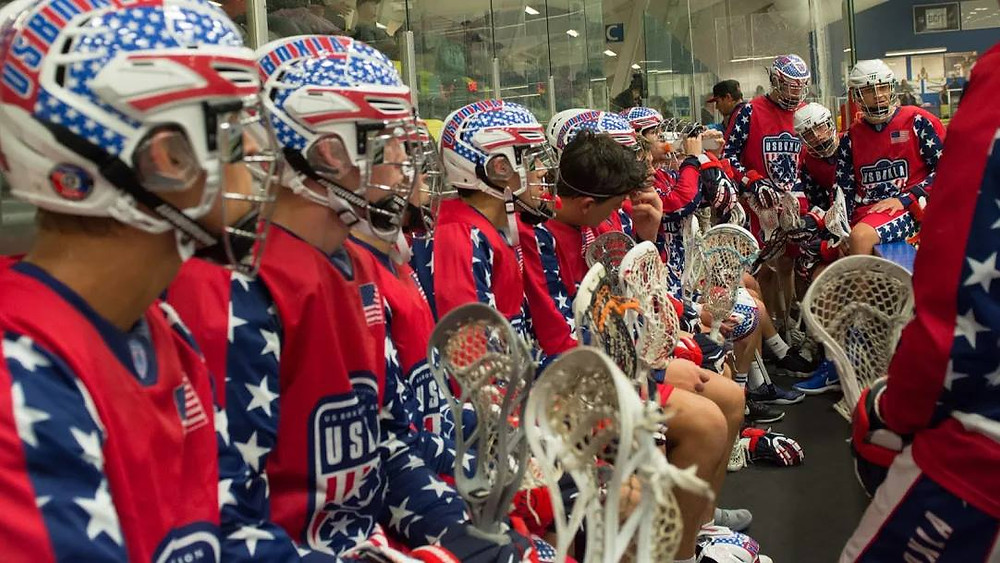 Team USA Box lacrosse