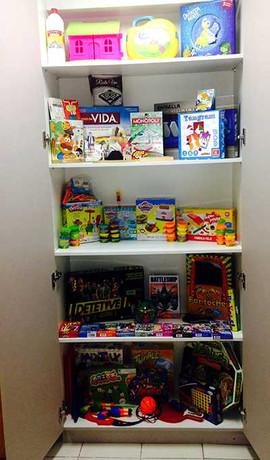 Sala jogos infantil