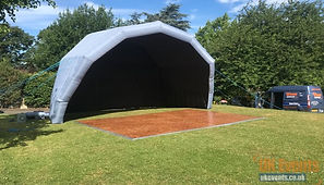 Inflatable Stage Roof