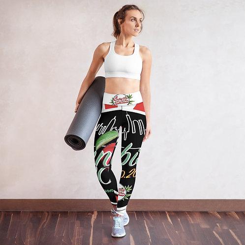 BMilk420 Yoga Leggings