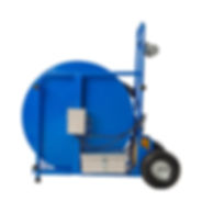 DRS ZIP-ZIP REVOLUTION High Speed Drain and Sewer Cleaning Machine with Flex Shaft Drain Cable