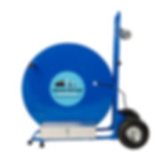 DRS ZIP-ZIP FLEET Sewer and Drain Cleaning Machine from Drain Rehab Solutions