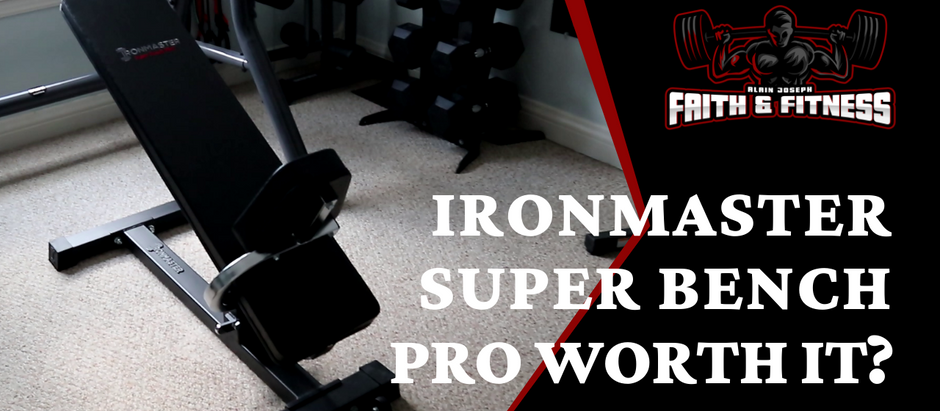 IronMaster Super Bench Pro | My Review