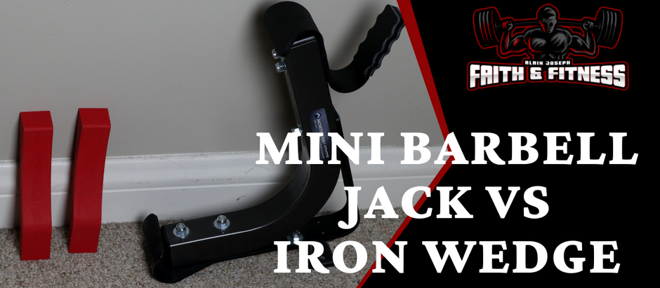 Northern Lights Mini Barbell Jack Vs Iron Wedge by Iron Bull | My Review
