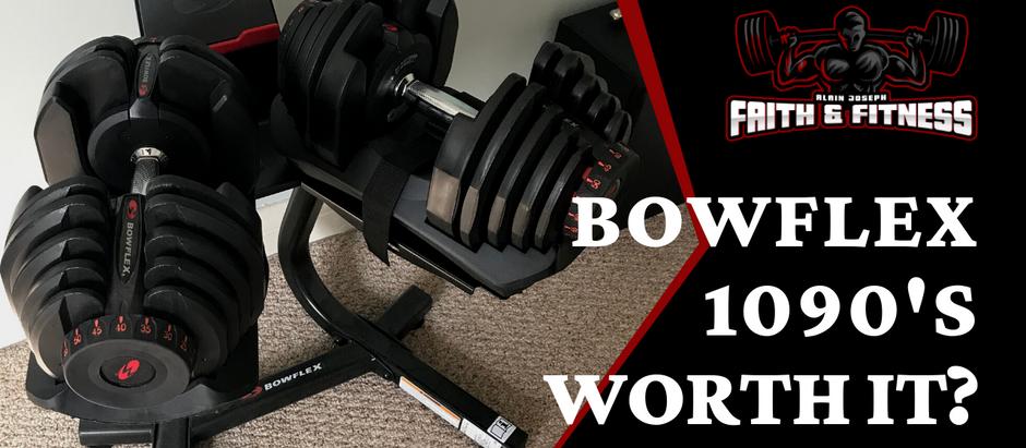 Bowflex SelectTech 1090 Dumbbells | My Review in under 4 mins!
