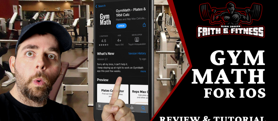GymMath Plate and 1rm Calculator | My Review and Full Tutorial
