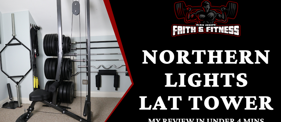 Northern Lights Lat Machine | My Review in Under 4 Mins