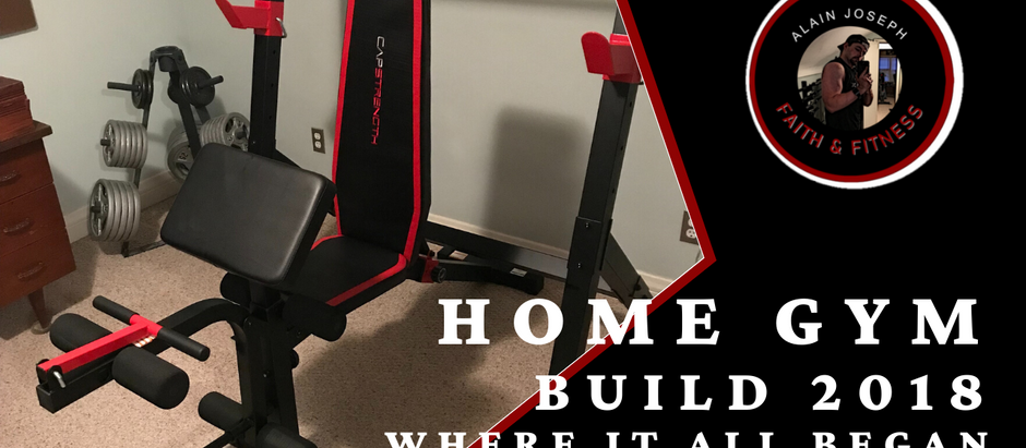 Home Gym Build 2018 | Home Gym Setup For Beginners