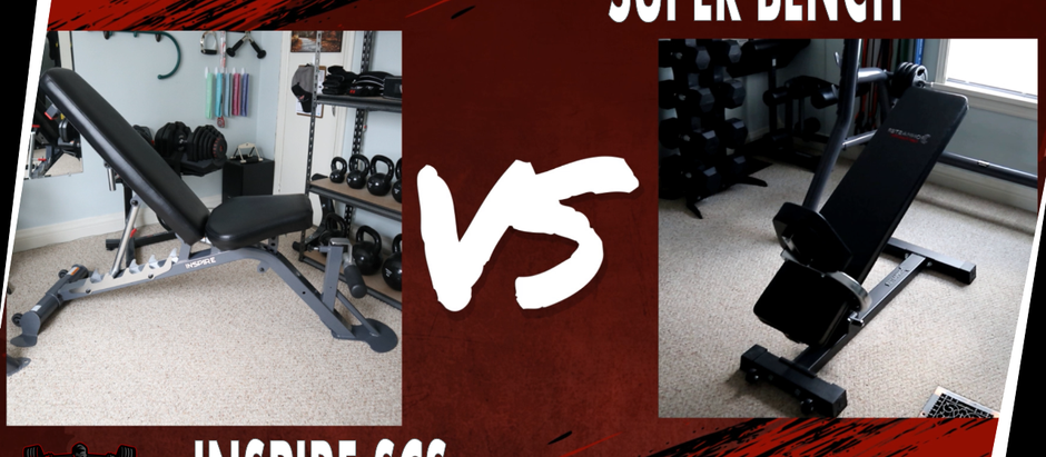 Ironmaster Super Bench Pro VS Inspire SCS | Which Is Better?