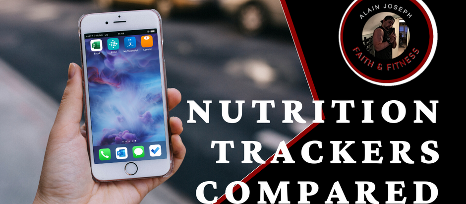 Nutrition Trackers Compared | My Experience