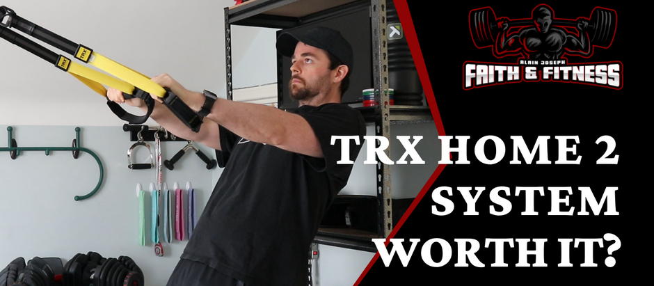 TRX Suspension Trainer Home 2 | My Review