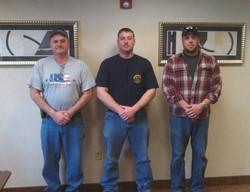 Rick,Tony,Travis