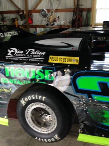 john butcher race car