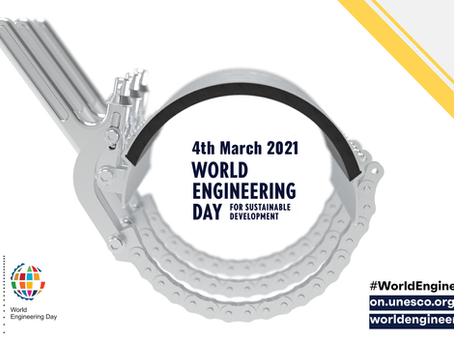 World Engineering Day 2020: For Sustainable Development