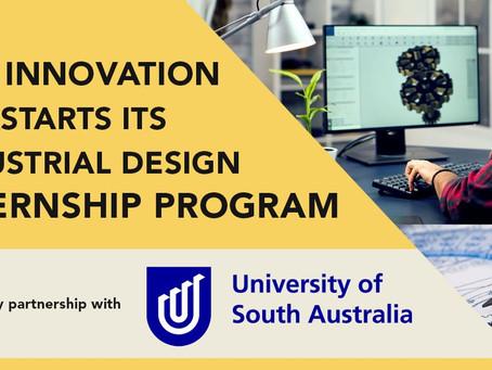 Industrial design internship program