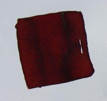 Diamine Tinte Cherry Sunburst
