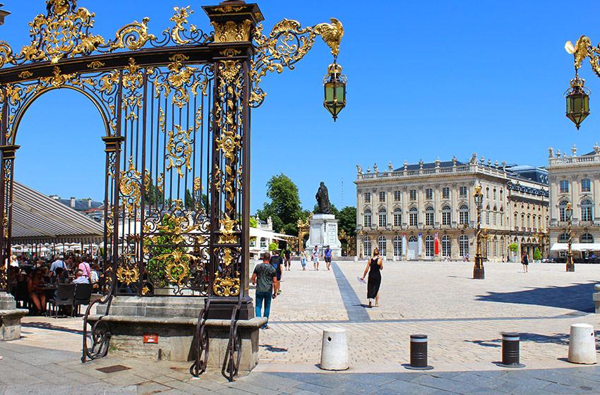 Weltkulturerbe Nancy
