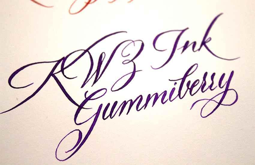 KWZ Ink Gummiberry
