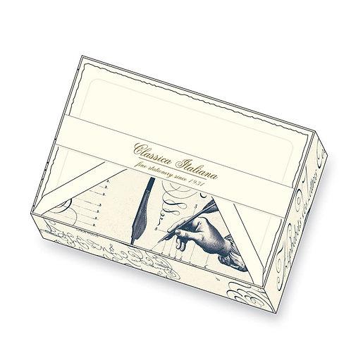 """Briefkarten-Set """"Kalligrafie"""""""
