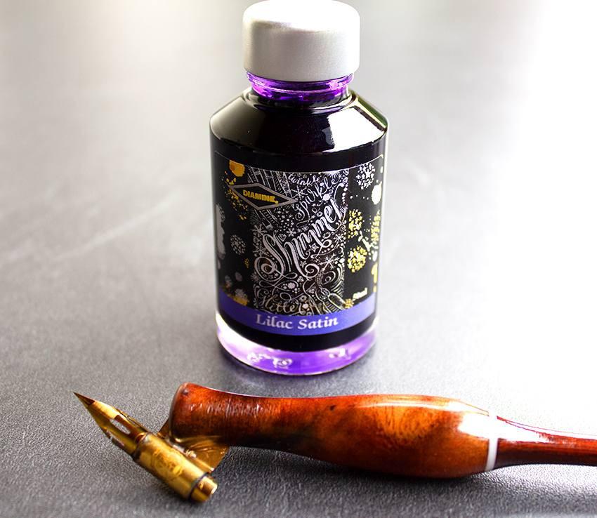 Diamine Tinte Lilac Satin