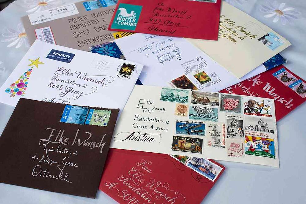 Meine wunderschönen Briefe